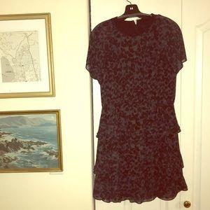 NWT Madewell subtle Leopard Dress!